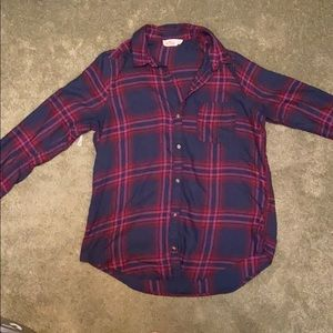 Hollister Women's Flannel